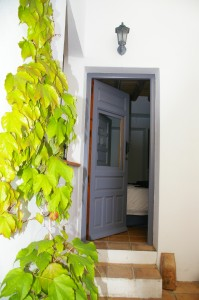 Courtyard Room entrance